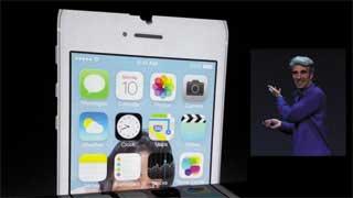 Apple Hé Lộ Giao Diện Mới Của iOS 7