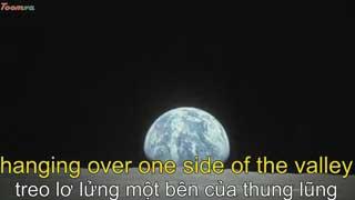 Quan sát mặt trăng trên Google Earth