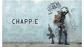 Cảnh sát người máy Chappie