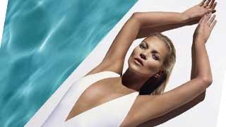 Buổi chụp hình của Kate Moss cho St Tropez