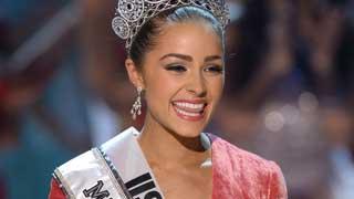 Vòng trao vương miện Hoa hậu Hoàn Vũ 2012
