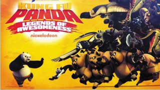 KungFu Panda Huyền Thoại Chiến Binh - Phần 1