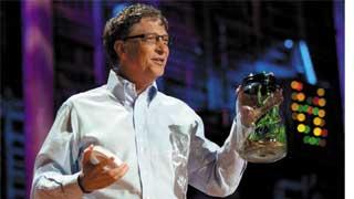 TED - Bill Gate: Đổi mới từ con số không