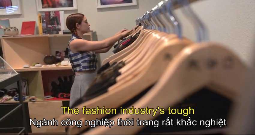 Trở thành nhà thiết kế thời trang