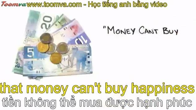 Tiền có mua được hạnh phúc?