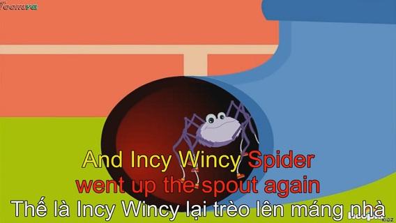 Nhện Wincy
