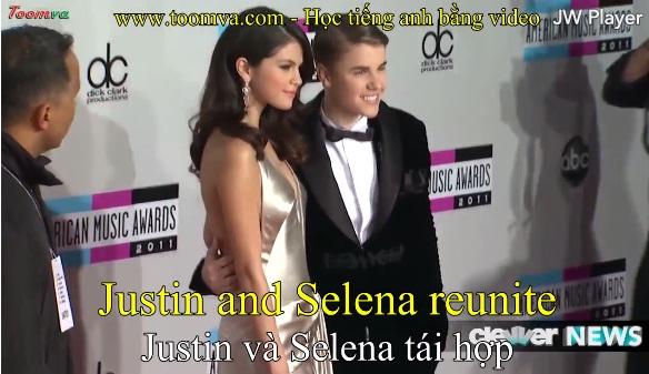 Justin Bieber và Selena Gomez tái hợp ở Oslo, Na Uy!