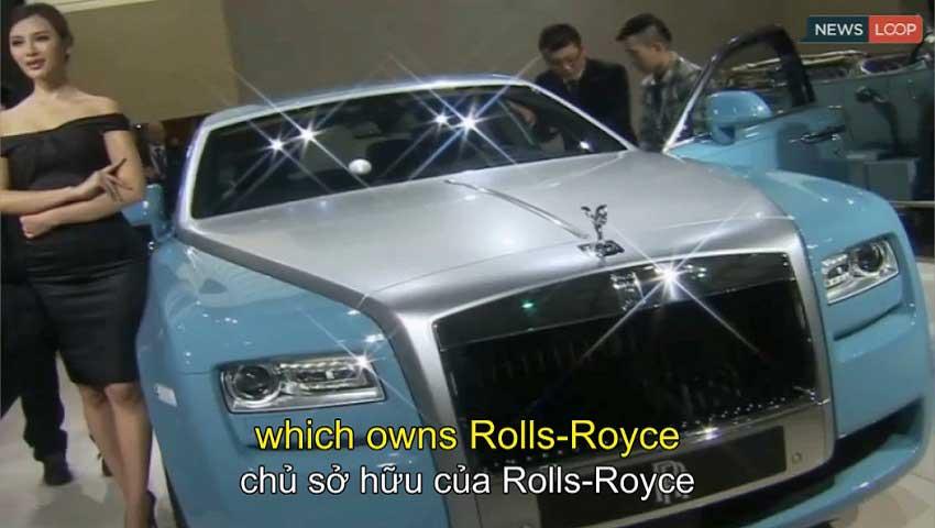 Doanh số xe sang Rolls-Royce bùng nổ trên toàn cầu
