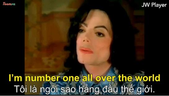 Phỏng vấn Michael Jackson