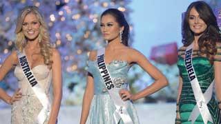 Hoa hậu Hoàn Vũ 2012 ( bốc thăm câu hỏi và trả lời)