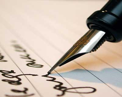 Những câu thường dùng khi viết thư tiếng Anh