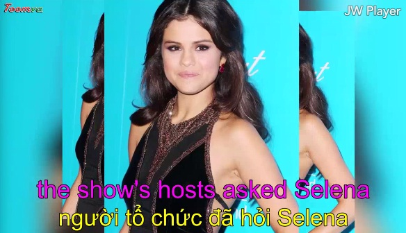 Selena Gomez nói tôi vẫn còn quan tâm đến Justin Bieber nhiều lắm