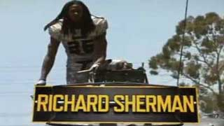 Khoa học thể thao: Richard Sherman