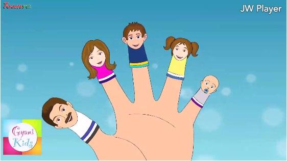 Gia đình ngón tay