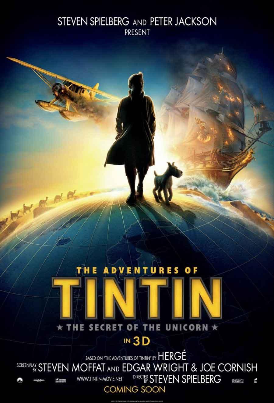 Những cuộc phưu lưu của Tintin