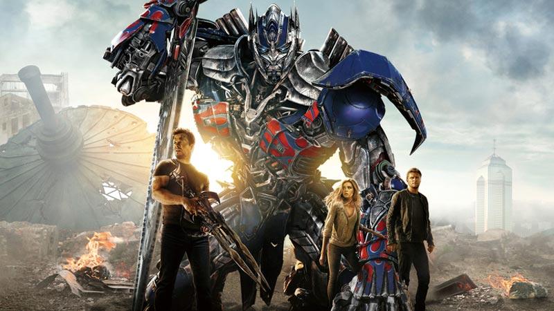 Dại chiến Robot - Kỷ nguyên hủy diệt