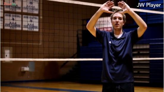 Kỹ thuật chuyền bóng trong bóng chuyền