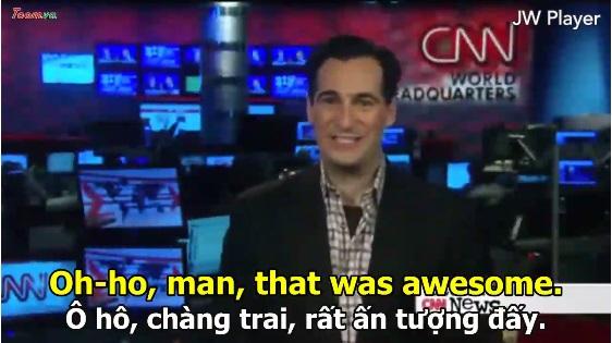 Bản tin sinh viên CNN ngày 23 tháng mười