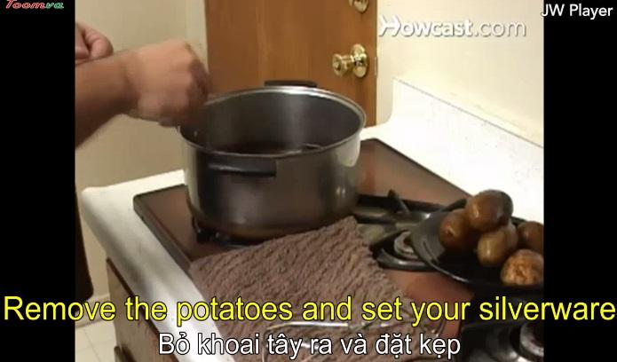 Làm thế nào để sử dụng khoai tây theo những cách bất thường