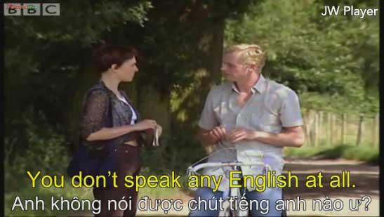 Anh có biết nói tiếng Anh không?