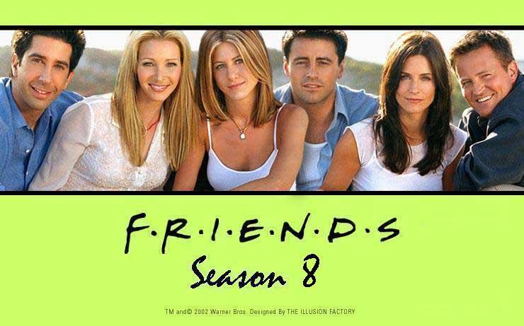 Phim Friends - Phần 8