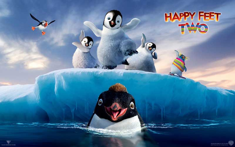 Vũ điệu chim cánh cụt 2