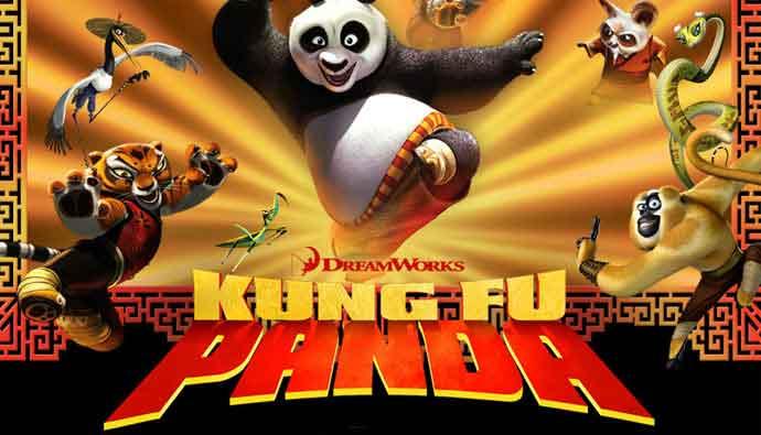 Kung fu gấu trúc 1