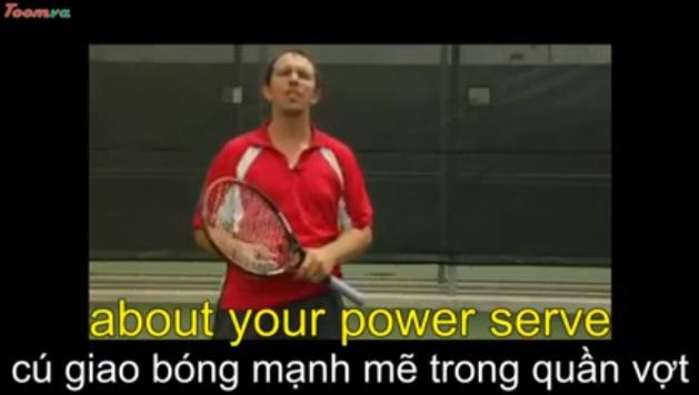 Làm sao để chơi tennis