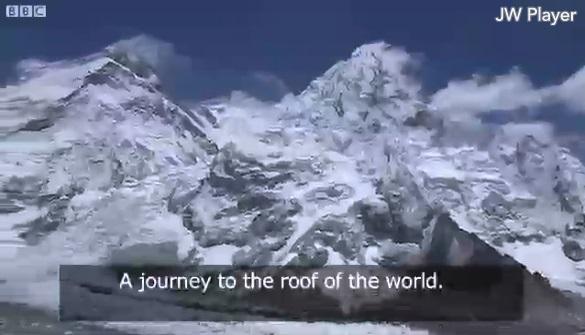 Lên đỉnh núi Everest