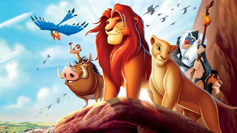 Vua sư tử 2 (1998)