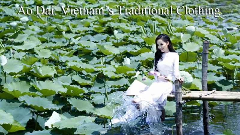 Luyện nghe tiếng Anh theo chủ đề: Áo dài Việt Nam