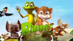 Chú ếch Ribbit