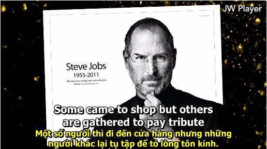 Steve Jobs qua đời