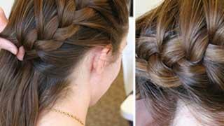 Làm thế nào để bện (hay tết ) tóc kiểu Pháp
