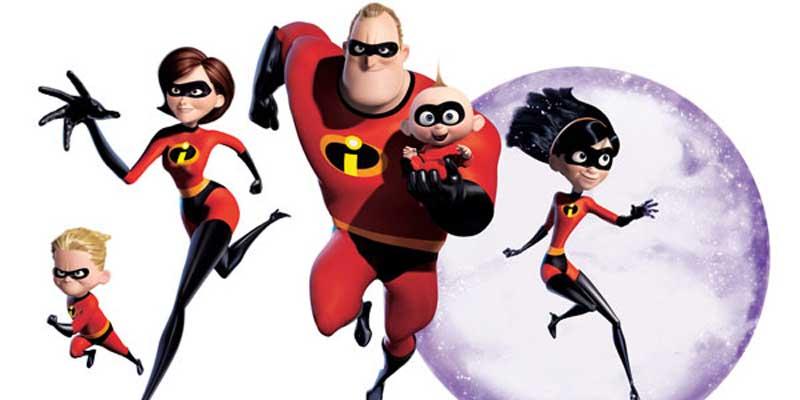 Gia đình siêu nhân
