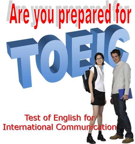 Thủ tục đăng ký dự thi TOEIC tại IIG Việt Nam